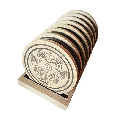 Astamangal Coasters